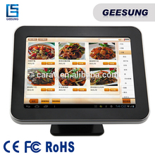 12 Zoll Point Of Sale EPOS Lösung Desktop Pos System