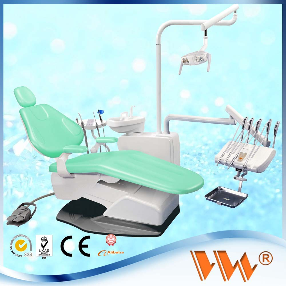 foshan manufactoring company High quality dental chair factory price dental unit near to guangzhou shenzhen