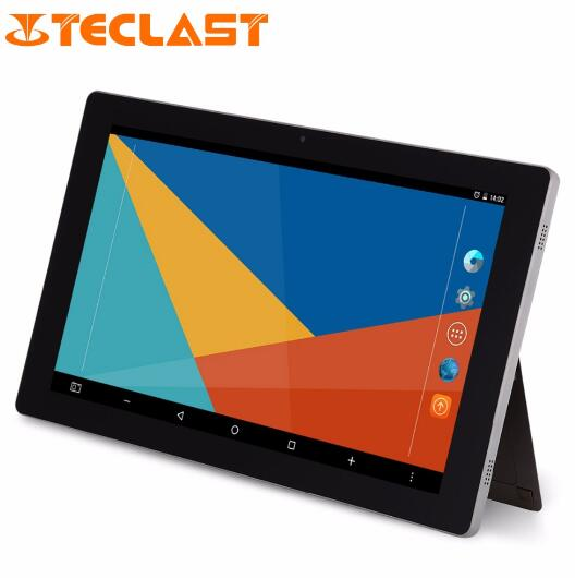 "Teclast Tbook 16 Power 8G RAM+64G ROM Win10+Android 6.0 Intel X7-Z8750 Quad Core 11.6"" 1920*1080 2 in 1 Ultrabook Tablet PC"