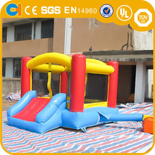 Happy Hop Inflatable bouncer , Bouncy Castle, Small jump house