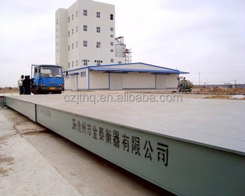 Kingtype Electronic Truck Scale/ Weighbridge