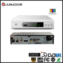 JUNUO china factory OEM digital DVBT2 analog tv to hd mi converter