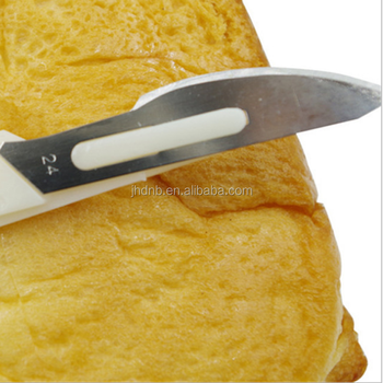 Baking Pastry Tools pp plastic handle and iron dough blade with Fixed Blades
