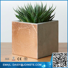 Oblong new design Clay garden pot