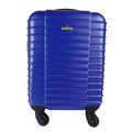 ABS PC Luggage Trolley Bags With Expandable