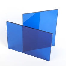 ISO approved UV coated solid polycarbonate sheet price
