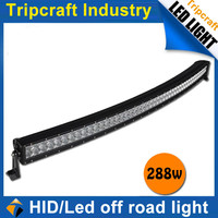 high power 52 inch led light bar offroad light bar with ROHS