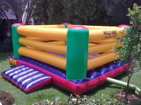 Boxing Ring Jumping Castle