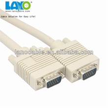 high quality and topsale 1m rs232 to vga adapter cable