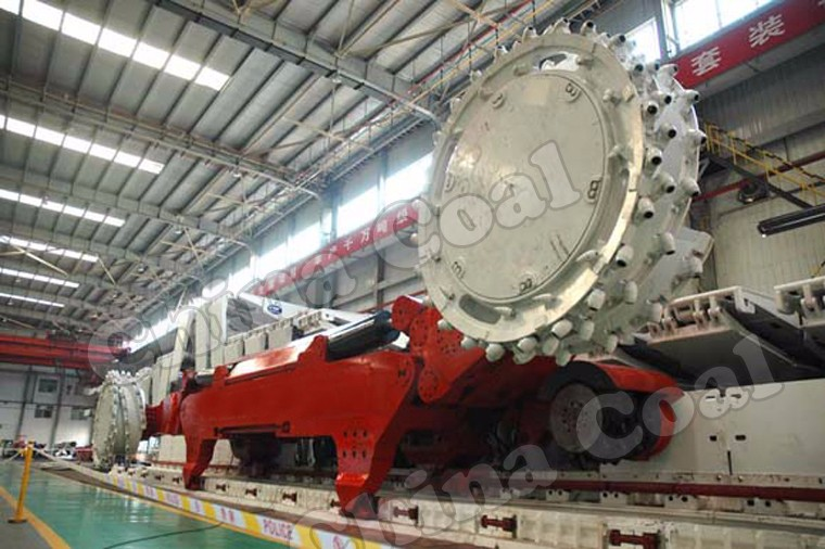 High Quality Coal Mine Used Underground Longwall Machine For Sale