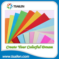 Factory Exporting High Quality Color Paper Card