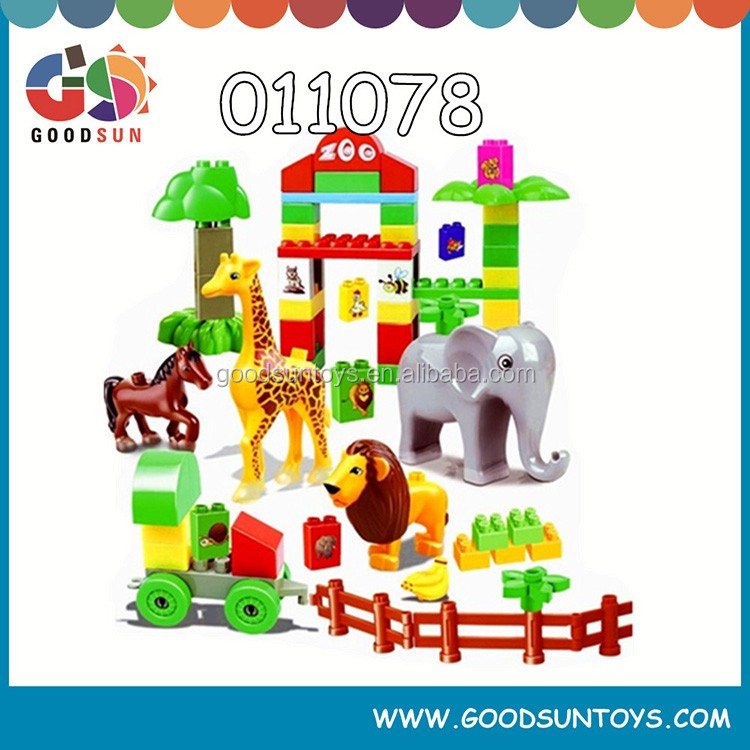 High quality kid toy building blocks toys made in china