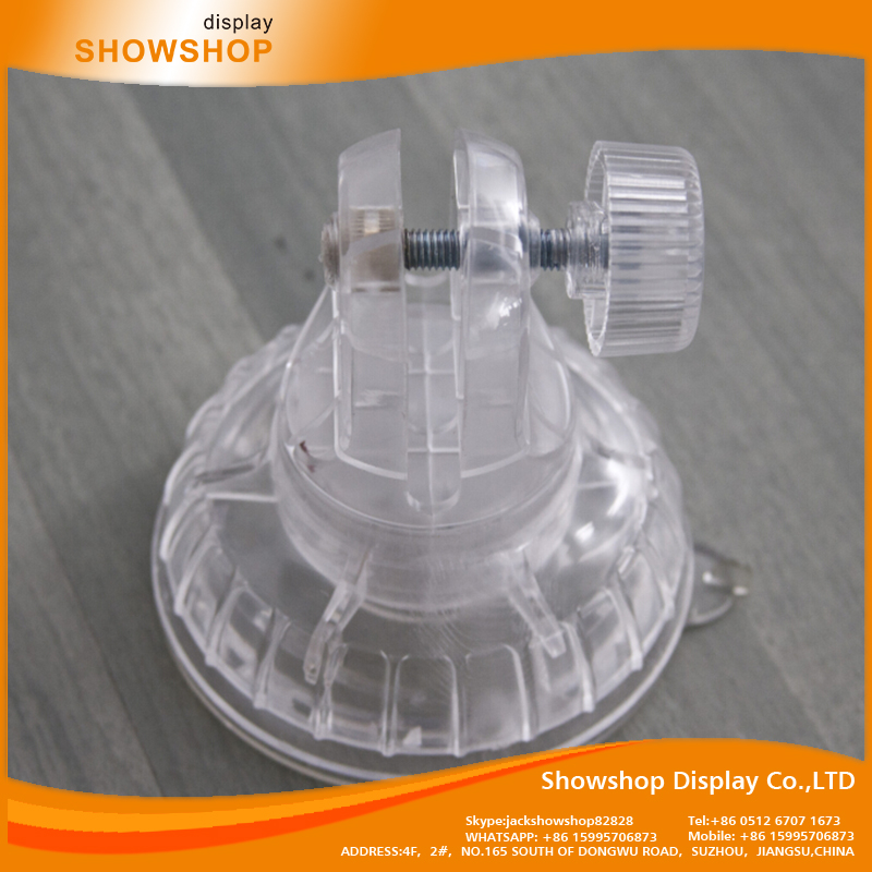 Hotsale newest style cup suction with screw