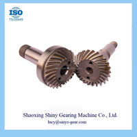 Car small differential spiral bevel gear in China