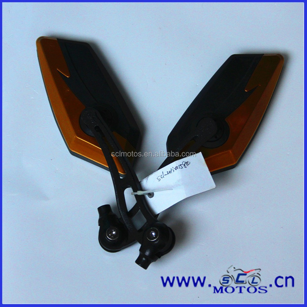 SCL-2013011584 Aluminum Cheap Mirror Scooter Body Kit