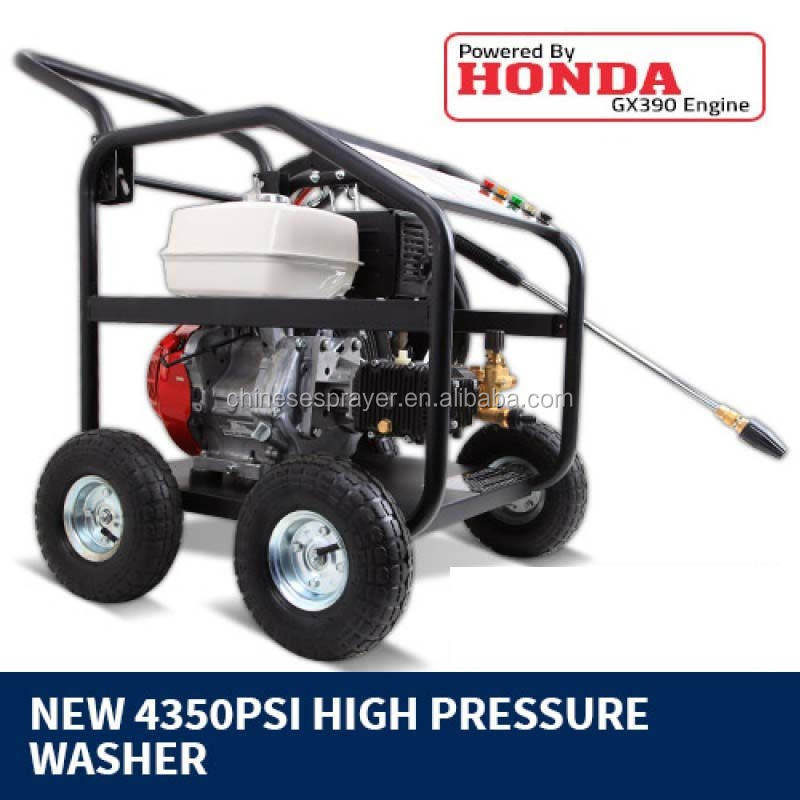 Honda GX390 13.0HP Gasoline High Pressure Jet Power Washer, USA Design