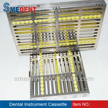 Alta calidad <span class=keywords><strong>dental</strong></span> <span class=keywords><strong>esterilización</strong></span> cassette tray