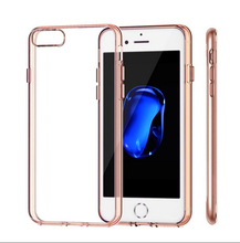New arrival ultra thin transparent tpu case for iphone 7