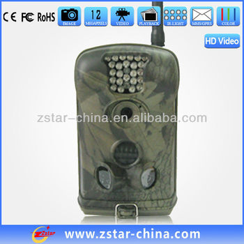 12mp HD wireless longer night vision infrared household digital deer mms gprs camera