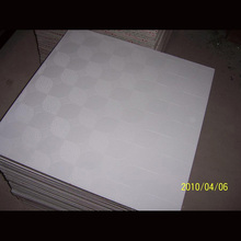 PVC Gypsum Board Ceiling Tiles