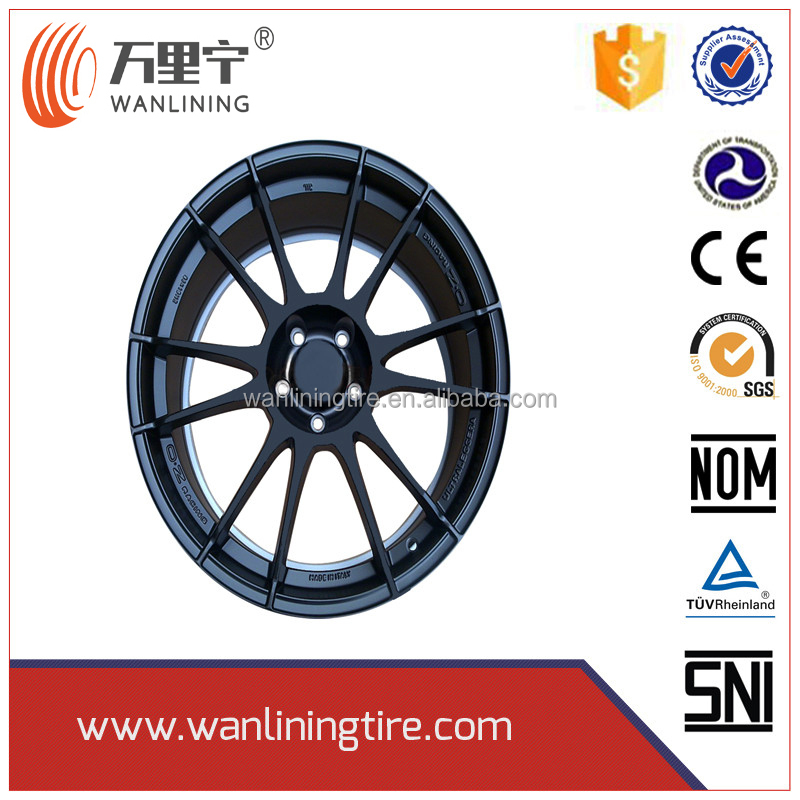 Chinese wholesale 15 Inch Car Alloy Wheels for sale