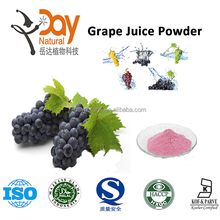 No essence no pigment grape flavor fruit juice concentrate powder factory price