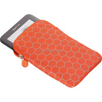 Imprinted Neoprene Zipper Mini Notebook Cover Tablet Case
