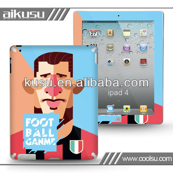 Hot sale ipad case with keyboard smart design ipad cover