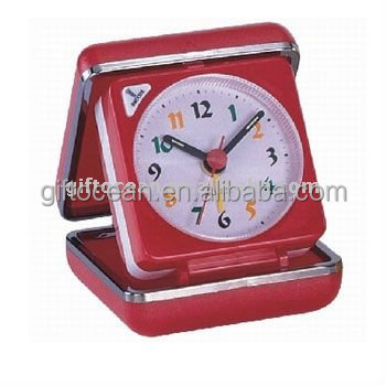 mini premium travelling alarm clock, Christmas give away gifts