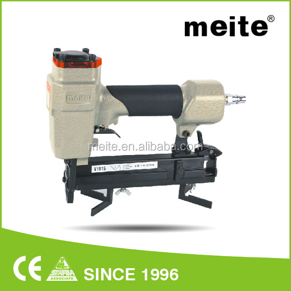 meite V1015B picture photo frame V nailer assembly machine pneumatic tool manufacturer for crown 10.3mm nails