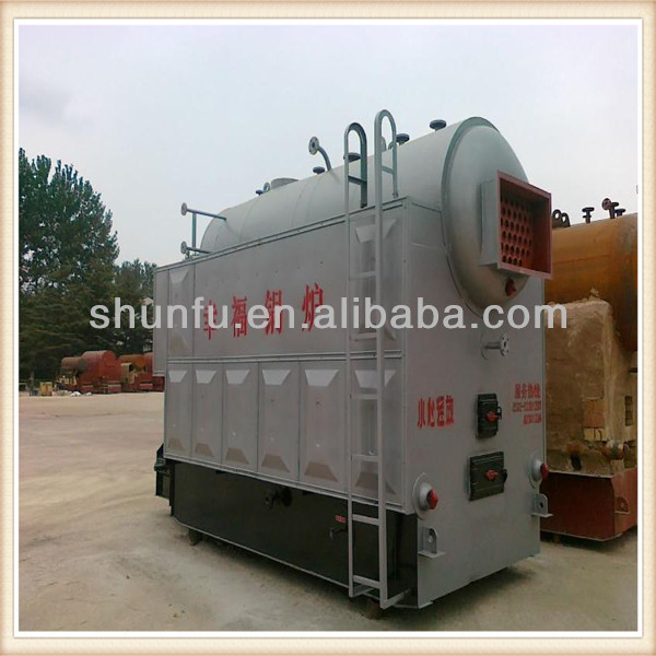 High quality Industrial steam boiler for saturated steam for paper mill