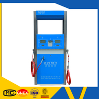 Advanced computer intellectual controlling system of cng dispenser