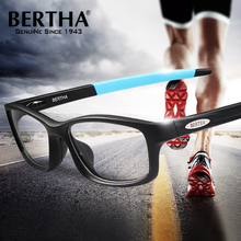 Bertha 2018 Business Anti slip sport sunglasses TR90 eyewear frames basketball eye frames B004