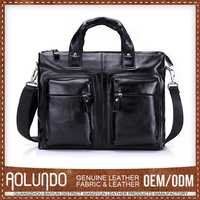 Preferential Price Professional Design Customized Logo French Leather Handbags
