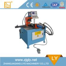 CH60 4.4kw Motor power adjustable arc punch press machine for aluminum