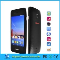 "Foxconn InFocus M2 4G LTE Qualcomm Snapdragon MSM8926 Quad Core Cell Phone 4.2""HD Screen 8MP Camera 1GB RAM 8GB ROM"