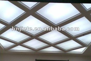 excellent craft fireproof fiberglass soft ceiling
