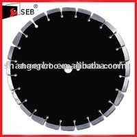 Asphalt and Concrete Cutting Segmented Diamond Circular Saw Blades