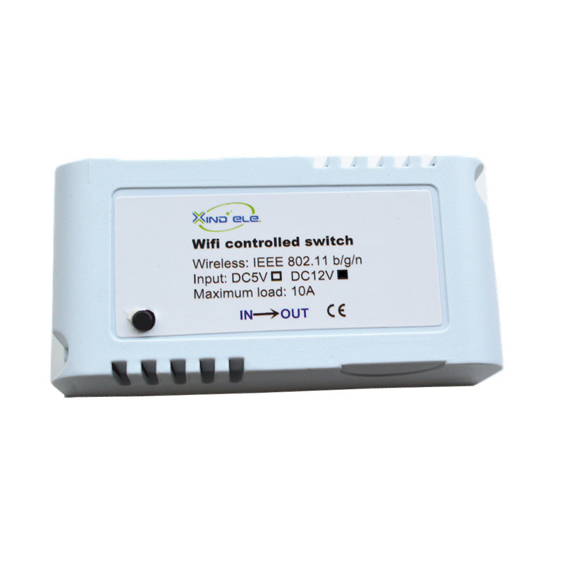 12V DC smart light wifi switch android For Smart Home Control