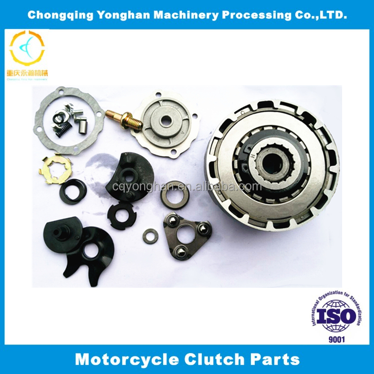 Chinese Motorcycle Parts CD90 17T Clutch Assy For Motorcycle Parts