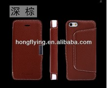 For ipone 5 pu case,leather case & plastic case in 2014