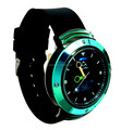 Fashionable smart bluetooth LED Flashing Reminder and OLED smart watch