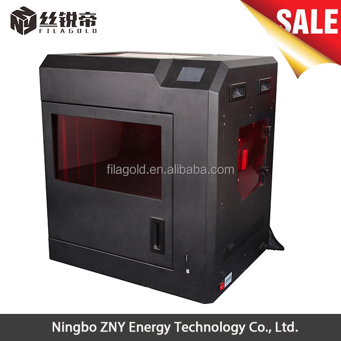 Industrial 3d printer metal 380*340*400mm FDM high quality specialty printer