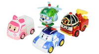 Creative lovely reconfigurable mobile robot Children's intelligence toys gift to kids