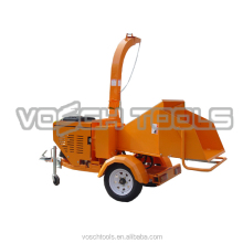 CPG5 25HP Trailer Dipasang Kayu Chipper