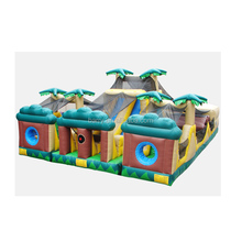Giant Inflatable indoor playground jungle inflatable fun city