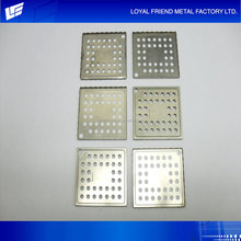 Custom-built Custom Plating Spring Steel Shielding Cover