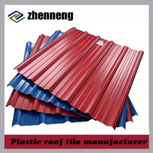 Best price of roof tile plastic roofing shingles from China famous supplier