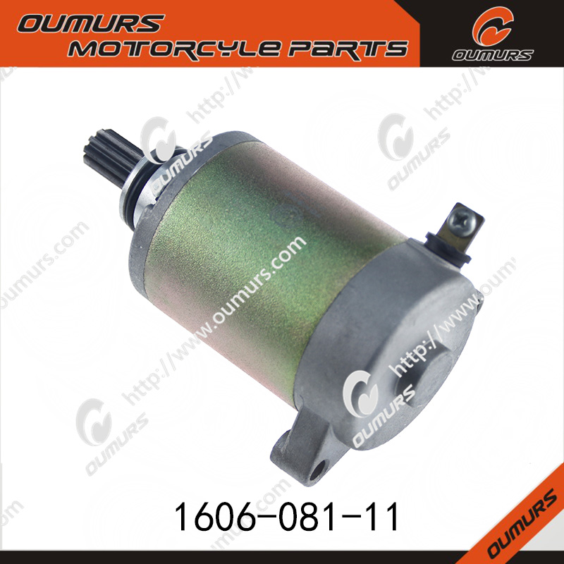 for motorcycle SUZUKI AN125 125CC new starter motor parts