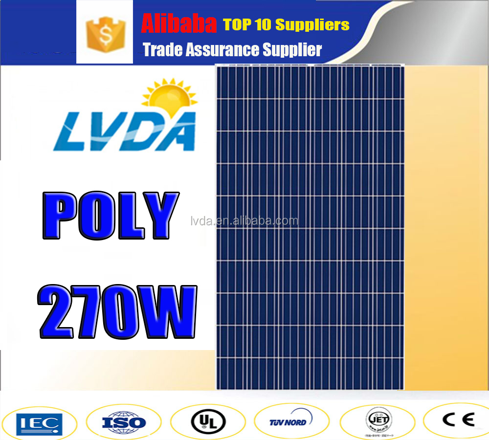 home sunpower price list pv 270w polycrystalline 12v solar panel